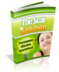 The Scar Solution - Natural Scar Removal